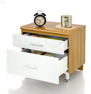 Royal Oak Olive Engineered Wood Bedside Table