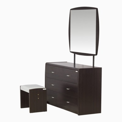 Godrej Interio SUPER MAGNA DRSNG TBL STOOL Engineered Wood Dressing Table