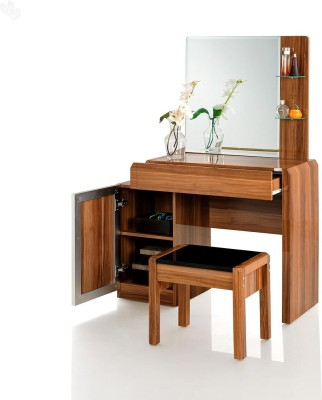 Royal Oak Daffodil Engineered Wood Dressing Table(Finish Color - Natural)