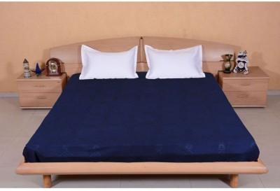 Casa Confort Cotton Plain Double Bedsheet