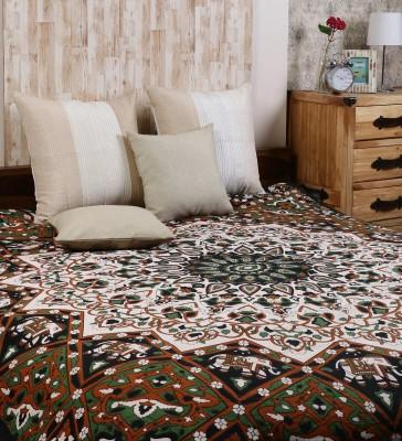 Uttam Enterprises Cotton Printed Double Bedsheet