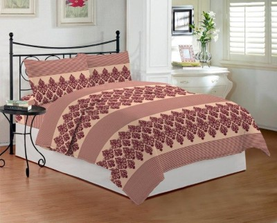Bombay Dyeing Cotton Floral Queen sized Double Bedsheet
