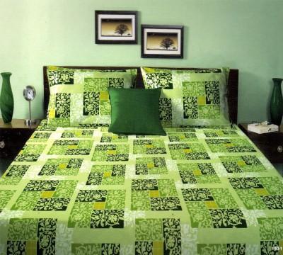 Narendra Cotton Floral Single Bedsheet