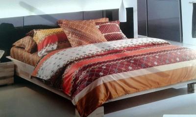 Spade Cotton Printed Double Bedsheet