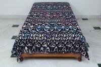 Bhavya International Cotton Printed Single Bedsheet(1 Bedsheet, Multicolor)