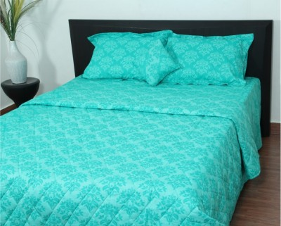 Thuhil Cotton Floral King sized Double Bedsheet