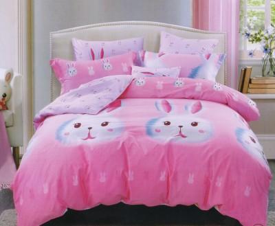 Gran Polycotton Cartoon Double Bedsheet