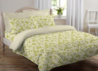 Welhome by Welspun Cotton Cartoon Double Bedsheet