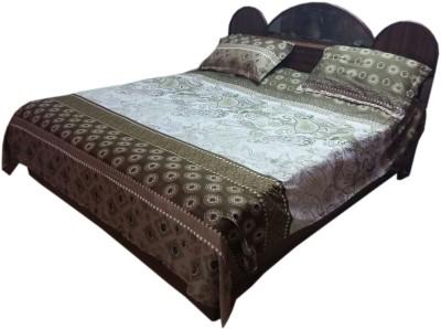 Shreem 2015 Polycotton Paisley Double Bedsheet