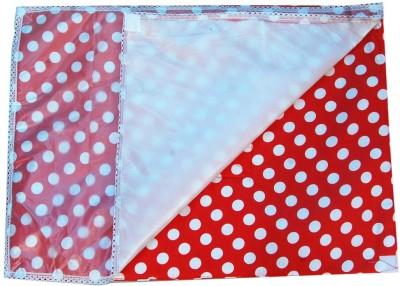 Celebrity Cotton Polka Crib Bedsheet