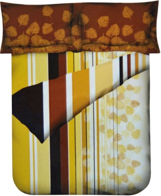 @home Striped Single Quilts & Comforters Multicolor