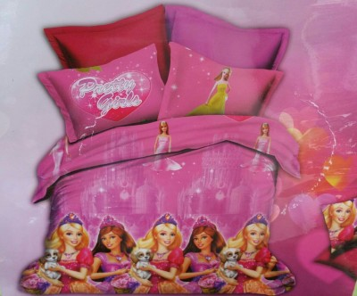 Balaji Creations Polycotton Printed Double Bedsheet