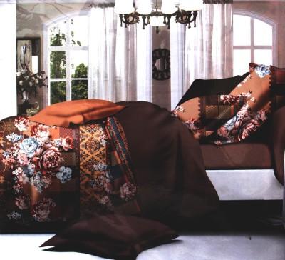 Pompe Hamlet Polycotton Floral Double Bedsheet
