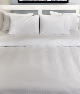 House This Cotton Striped Double Bedsheet