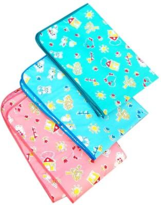 Celebrity Polyester Silk Blend Cartoon King sized Double Bedsheet