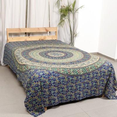 Ocean Home Store Cotton Animal Queen sized Double Bedsheet