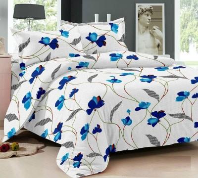 Hi-Life Cotton Printed Double Bedsheet