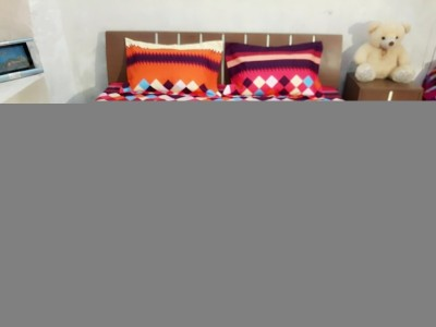 GARIMA 3 STAR Polycotton Abstract Double Bedsheet