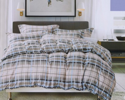 Gran Polycotton Abstract Double Bedsheet