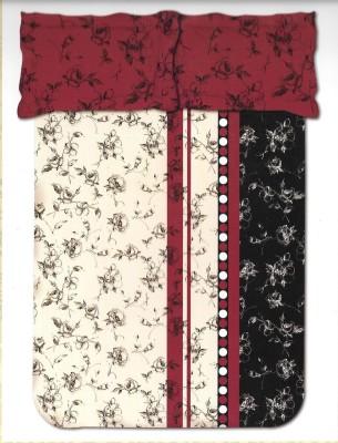 Kal Cotton Printed Double Bedsheet
