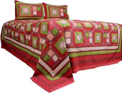 Rama Cotton Printed Double Bedsheet