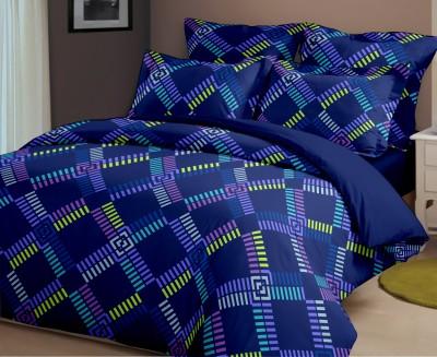 Home Ecstasy Cotton Printed Double Bedsheet