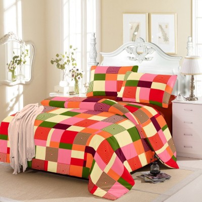 Modish Cotton Printed Double Bedsheet