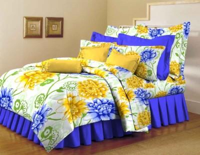 Arto Cotton Abstract Double Bedsheet