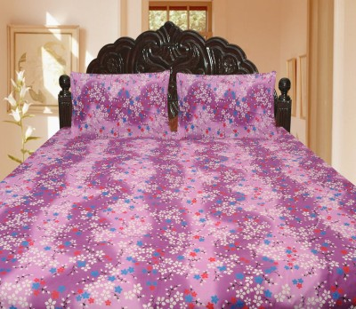 Lao - Lao Cotton Abstract King sized Double Bedsheet