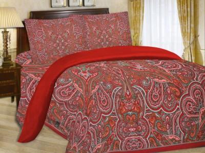 Fabutex Cotton Paisley Double Bedsheet