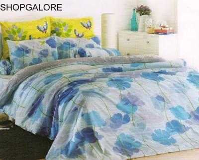 Toto Cotton Floral Double Bedsheet