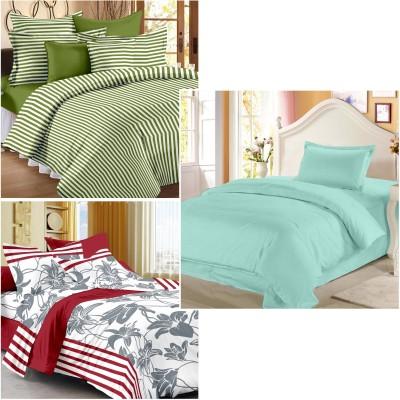Story @ Home Cotton Plain Single Bedsheet