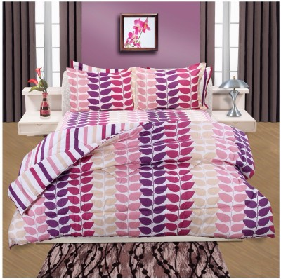 Shayan Cotton Printed King sized Double Bedsheet