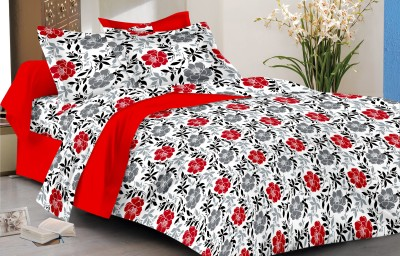 Lali Prints Cotton Printed Double Bedsheet