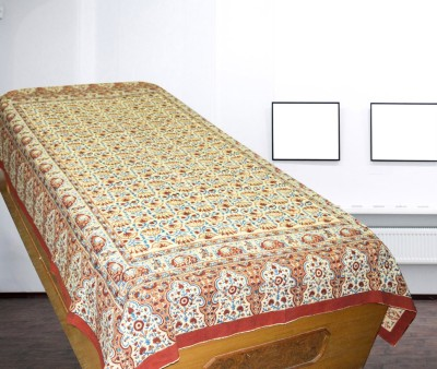 Fashion67 Cotton Printed Single Bedsheet