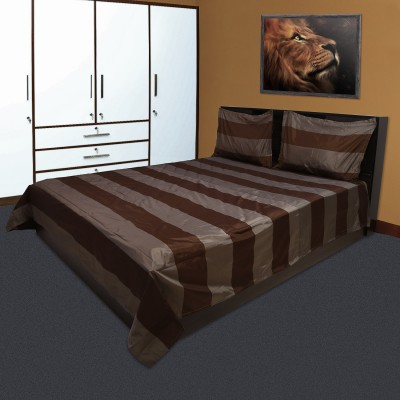 Marmitte Polyester Printed Double Bedsheet