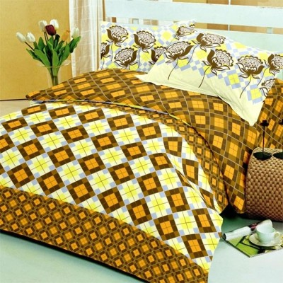 Bliss Cotton Printed Single Bedsheet