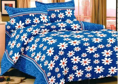 Ethos Cotton Floral Double Bedsheet