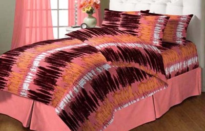 Beguile Cotton Abstract Double Bedsheet