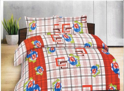 Goodwill Cotton Printed Double Bedsheet