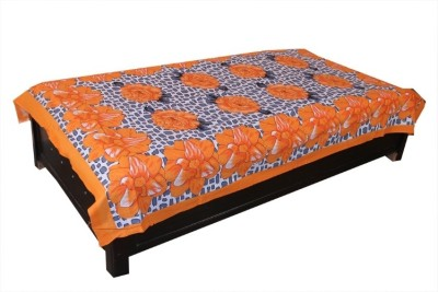 JAIPURI Cotton Printed Single Bedsheet