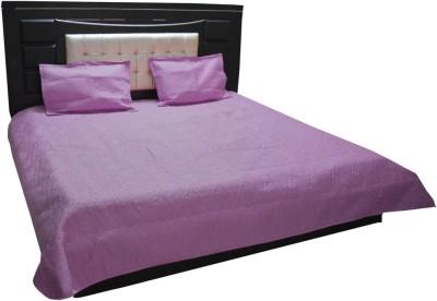 Sleepinns Cotton Embroidered Double Bedsheet