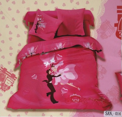 I-Dream Decor Cotton Printed King sized Double Bedsheet