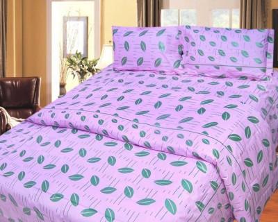 Cosmosgalaxy Cotton Motifs Double Bedsheet