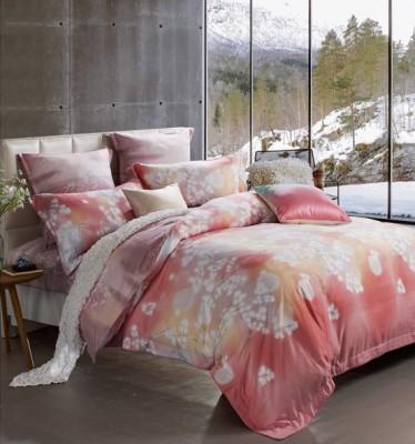 Sassoon Orro Cotton Floral Queen sized Double Bedsheet