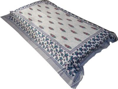 Jaipur Art and Craft Cotton Printed Single Bedsheet