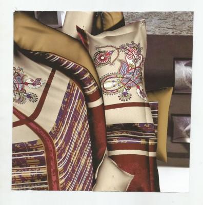 Rosemore Cotton Floral Double Bedsheet