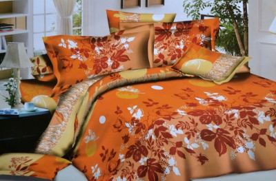 Onze Polycotton Floral Queen sized Double Bedsheet