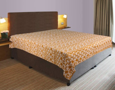 Bhavya International Cotton Abstract King sized Double Bedsheet