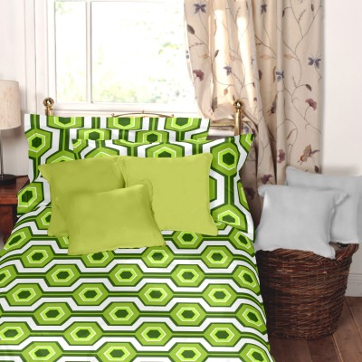 Home Ecstasy Cotton Printed Single Bedsheet